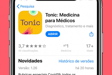 Tonic App: 1st place at App Store