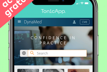 Dynamed available for free at Tonic App