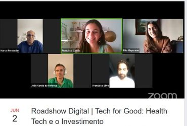 """Roadshow Digital: """"Tech for Good – Health Tech and Investment"""""""""""