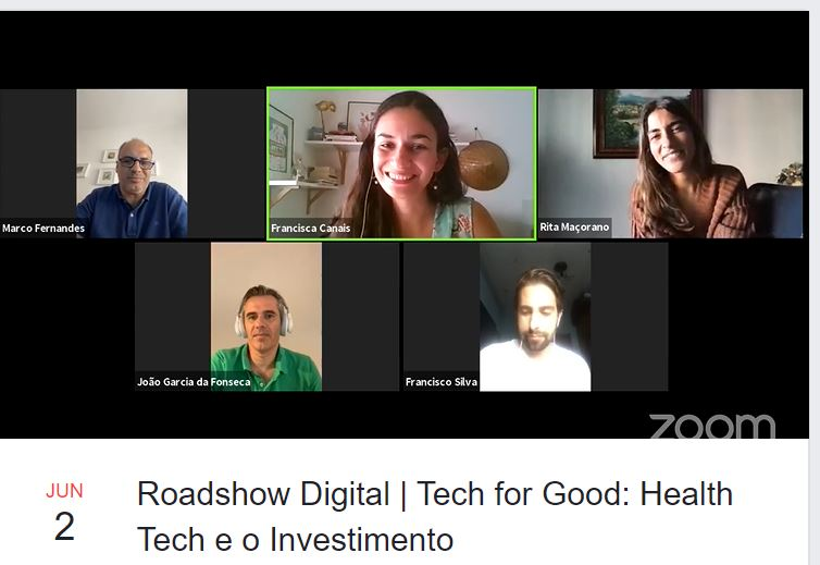 "Roadshow Digital: ""Tech for Good – Health Tech and Investment"""""