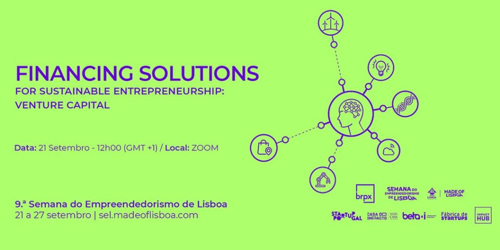 Lisbon's 9th Entrepreneurship Week